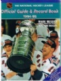 Ishockey-NHL NHL Official Guide and Record Book 1994-95